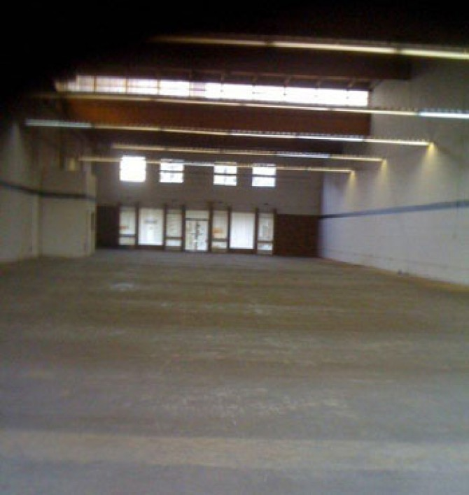 Warehouse Space – After