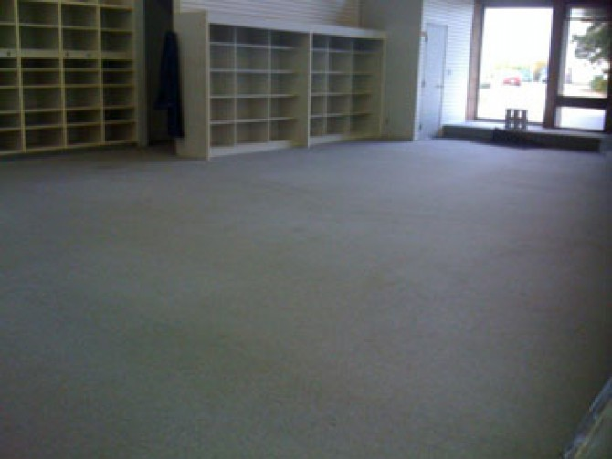 Office Cleaning – Carpet Cleaning