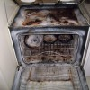Residential – Oven Cleaning- Before